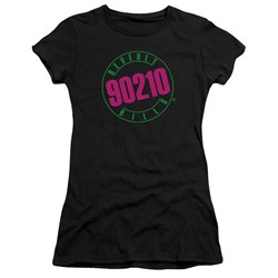 90210 - Juniors Neon Premium Bella T-Shirt