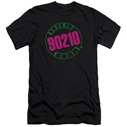 90210 - Mens Neon Premium Slim Fit T-Shirt
