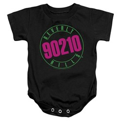 90210 - Toddler Neon Onesie