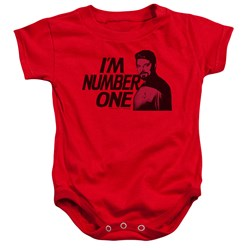 Star Trek - Toddler Im Number One Onesie