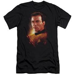 Star Trek - Mens Epic Kirk Premium Slim Fit T-Shirt