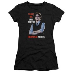 Criminal Minds - Juniors Trust Me Premium Bella T-Shirt