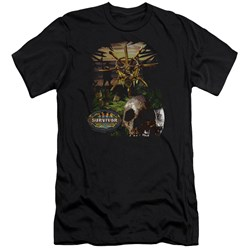 Survivor - Mens Jungle Premium Slim Fit T-Shirt