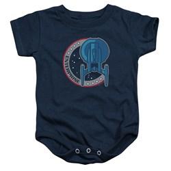 Star Trek - Toddler Enterprise Patch Onesie