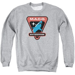 Star Trek - Mens Maco Patch Sweater