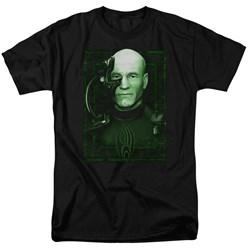 Star Trek - Mens Locutus Of Borg T-Shirt