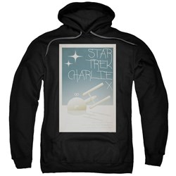 Star Trek - Mens Tos Episode 2 Pullover Hoodie
