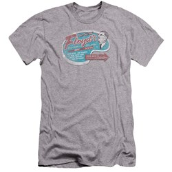 Mayberry - Mens Floyds Barber Shop Premium Slim Fit T-Shirt