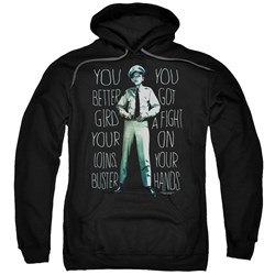 Andy Griffith Show - Mens Fight Pullover Hoodie