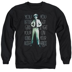 Andy Griffith Show - Mens Fight Sweater