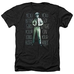 Andy Griffith Show - Mens Fight Heather T-Shirt