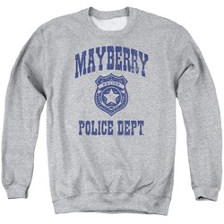 Andy Griffith Show - Mens Mayberry Police Sweater