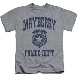 Andy Griffith Show - Youth Mayberry Police T-Shirt