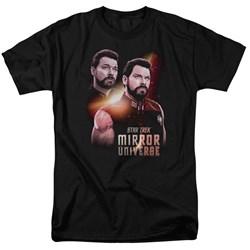 Star Trek - Mens Mirror Riker T-Shirt