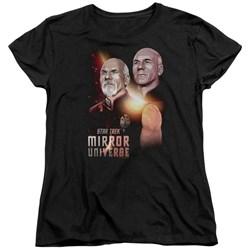 Star Trek - Womens Mirror Picard T-Shirt