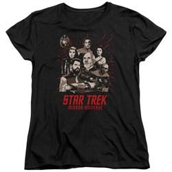 Star Trek - Womens Poster T-Shirt