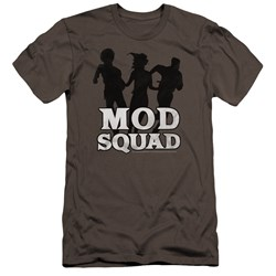 Mod Squad - Mens Mod Squad Run Simple Premium Slim Fit T-Shirt