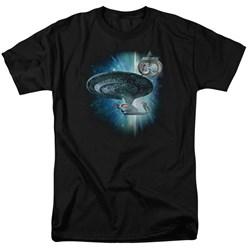 Star Trek - Mens Ship 30 T-Shirt