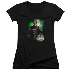 Star Trek - Juniors Borg 30 V-Neck T-Shirt