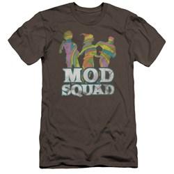 Mod Squad - Mens Mod Squad Run Groovy Premium Slim Fit T-Shirt