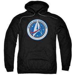 Star Trek Discovery - Mens Starfleet Command Pullover Hoodie