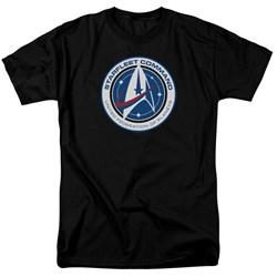 Star Trek Discovery - Mens Starfleet Command T-Shirt