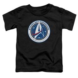 Star Trek Discovery - Toddlers Starfleet Command T-Shirt