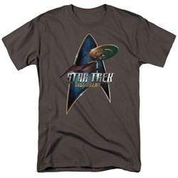Star Trek Discovery - Mens Discovery Deco T-Shirt