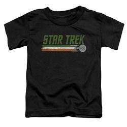 Star Trek - Toddlers Irish Enterprise T-Shirt