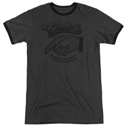 Cheers - Mens The Standard Ringer T-Shirt