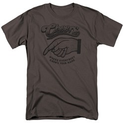 Cheers - Mens The Standard T-Shirt