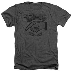 Cheers - Mens The Standard Heather T-Shirt