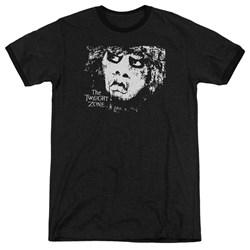 Twilight Zone - Mens Winger Ringer T-Shirt