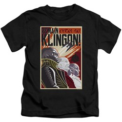Star Trek Discovery - Youth Remain Klingson Poster T-Shirt