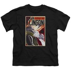 Star Trek Discovery - Youth Remain Klingson Poster T-Shirt