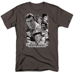Andy Griffith - Mens Mayberry T-Shirt