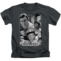 Andy Griffith - Youth Mayberry T-Shirt