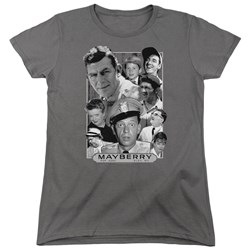 Andy Griffith - Womens Mayberry T-Shirt