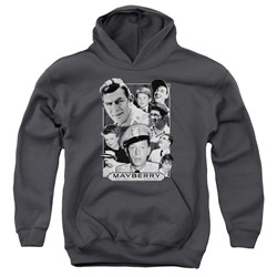 Andy Griffith - Youth Mayberry Pullover Hoodie