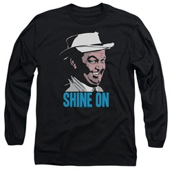 Andy Griffith - Mens Shine On Long Sleeve T-Shirt