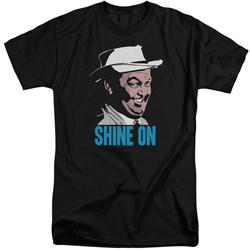 Andy Griffith - Mens Shine On Tall T-Shirt