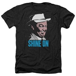 Andy Griffith - Mens Shine On Heather T-Shirt