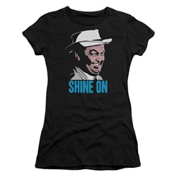 Andy Griffith - Juniors Shine On T-Shirt