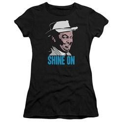 Andy Griffith - Juniors Shine On Premium Bella T-Shirt