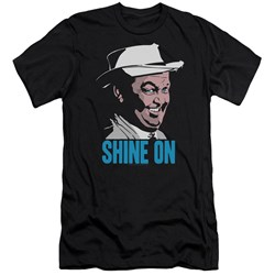 Andy Griffith - Mens Shine On Premium Slim Fit T-Shirt