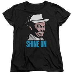 Andy Griffith - Womens Shine On T-Shirt