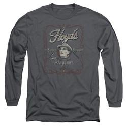Andy Griffith - Mens Mayberry Floyds Long Sleeve T-Shirt
