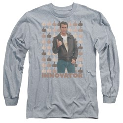 Happy Days - Mens Innovator Long Sleeve T-Shirt