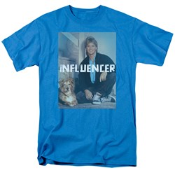 Macgyver - Mens Influencer Macgyver T-Shirt