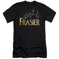 Frasier - Mens Frasier Logo Premium Slim Fit T-Shirt